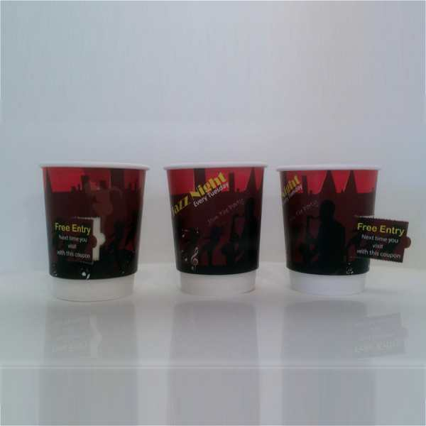 Coupon Cups