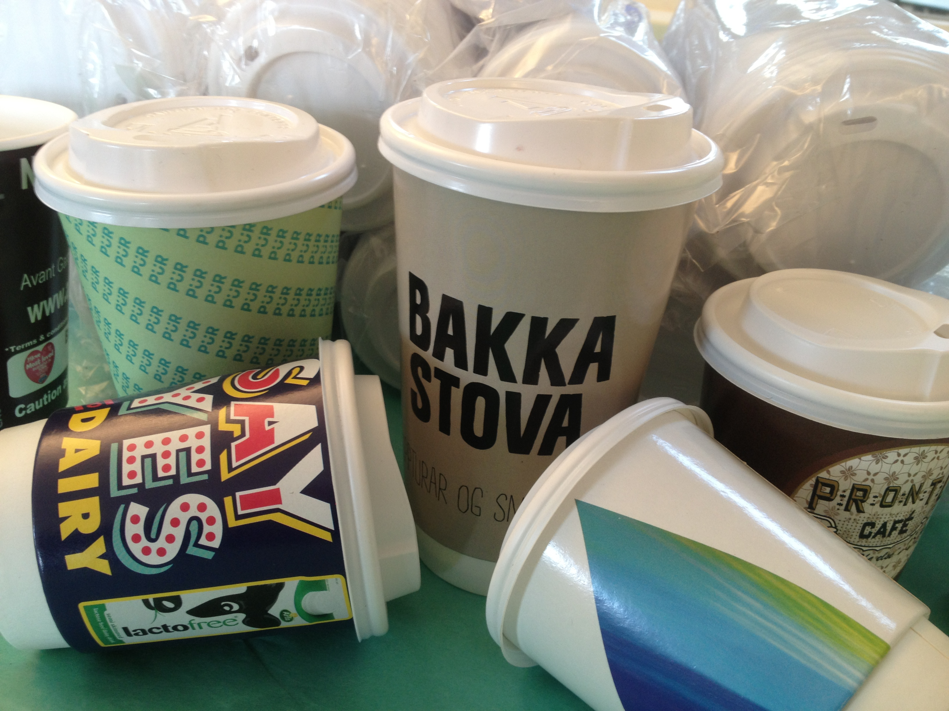China Personalized Disposable Coffee Cups Manufacturers