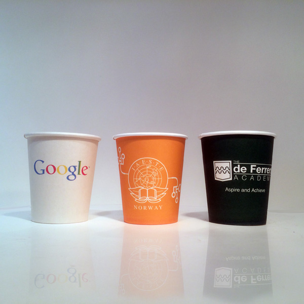 Takeaway Coffee Cups ( Single Wall Cups )
