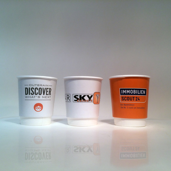 Vending Cups ( Promotional Cups )
