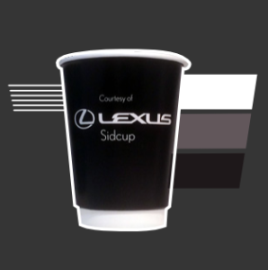 Coupon Cups - Branded Paper Cups with Coupons
