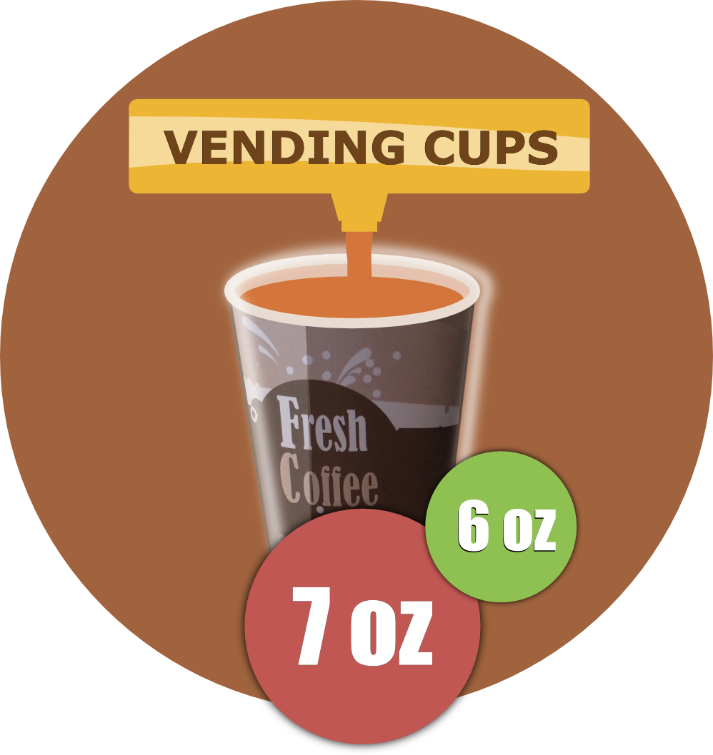 100% UK Manufactured Printed Paper Cups