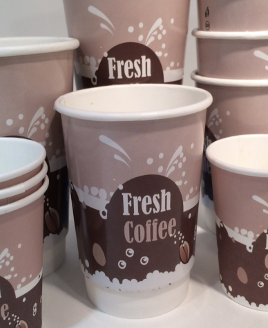 Scyphus launches new 6oz and 7oz vending cups to add to its existing Printed Paper Cups product range