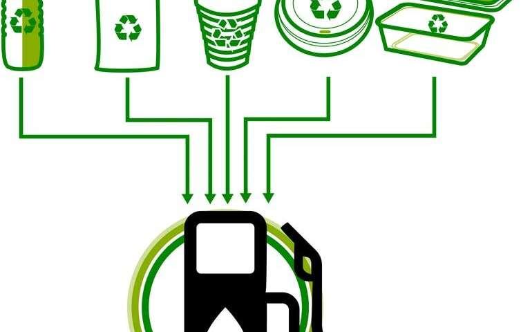 Chemists develop a revolutionary technique to convert plastic waste into fuel